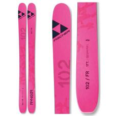 Fischer Women's Ranger 102 FR Skis (Ski Only) 2021