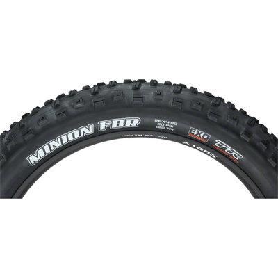 Maxxis Minion FBR Tire - 26 x 4.8, Tubeless, Folding, Black, Dual, EXO