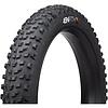 45NRTH Wrathlorde Tire - 26 x 4.2, Tubeless, Folding, Black, 120tpi, 300 XL Concave Carbide Aluminum Studs