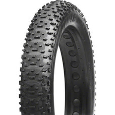 Vee Tire Co. Snowshoe 2XL Tire - 26 x 5.05, Tubeless, Folding, Black, 120tpi, Silica Compound