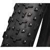 45NRTH Dillinger 4 Tire - 27.5 x 4, Tubeless, Folding, Black, 60tpi, 252 Carbide Steel Studs