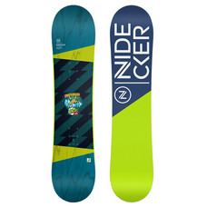 Nidecker Kids' Micron Magic Snowboard 2022