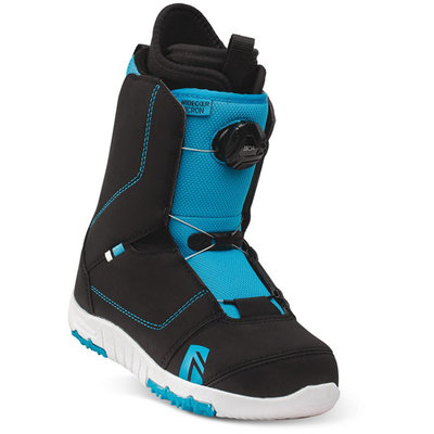 Nidecker Kids' Micron Snowboard Boots 2021