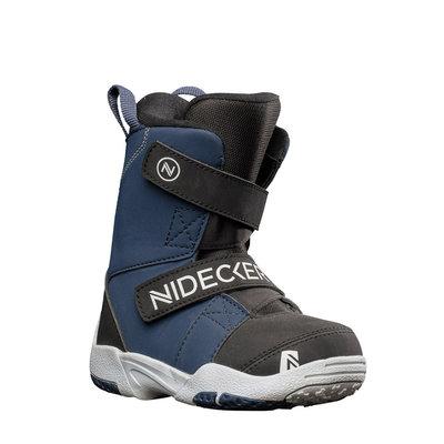 Nidecker Kids' Micron Mini Snowboard Boots 2021