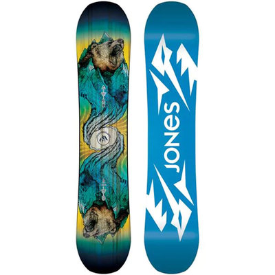 Jones Kids' Prodigy Snowboard 2021