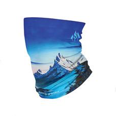 Jones Alpine Vibes Neckwarmer Blue OSFM