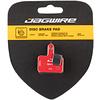 Jagwire Sport Semi-Metallic Disc Brake Pads - Bulk Box, For Shimano Acera M3050, Alivio M4050, and Deore M515/M515-LA/M525/T615
