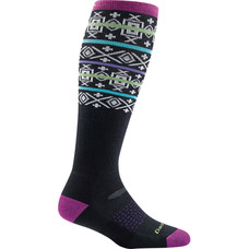 Darn Tough Women's Northstar Over The Calf Midweight Cushion Socks