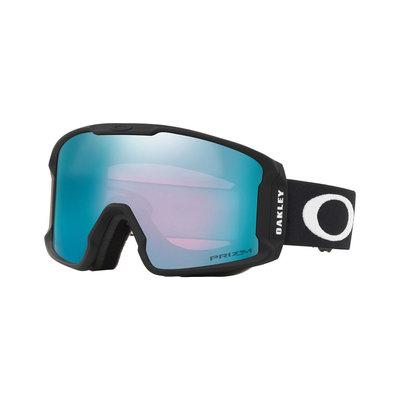 Oakley Line Miner XM Matte Black Prizm Snow Dark Grey Lens 2021