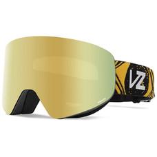 Von Zipper Encore Yellow Black/Wild Gold Chrome