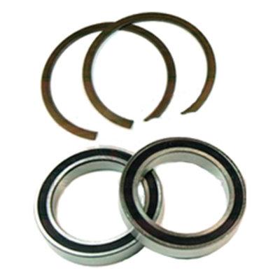 Wheels Manufacturing BB30 ABEC-3 Bearing and Clip Kit