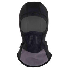 Turtle Fur Comfort Shell Quattroclava With Windbloc Storm Flap Balaclava