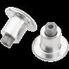 45NRTH Concave Carbide Aluminum Studs 300