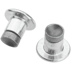 45NRTH XL Concave Carbide Aluminum Studs: Pack of 100