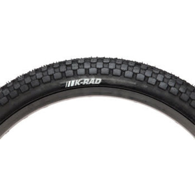Kenda K-Rad Tire - 24 x 2.3, Clincher, Wire, Black