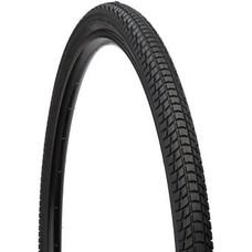 Kenda Komfort Tire - 700 x 40, Clincher, Wire, Black, 60tpi