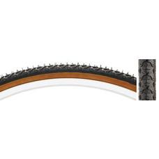 Kenda Kross Cyclo Tire - 700 x 35, Clincher, Wire, Black/Mocha, 60tpi