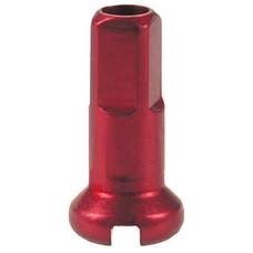 DT Swiss Standard Spoke Nipples - Aluminum, 1.8 x 12mm, Red