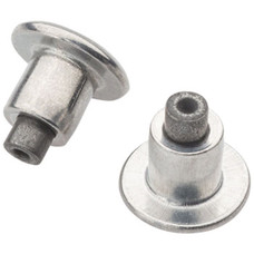 45NRTH Concave Carbide Aluminum Studs: Pack of 25