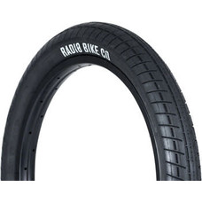 Radio Surface Tire - 20 x 2.4, Clincher, Wire, Black