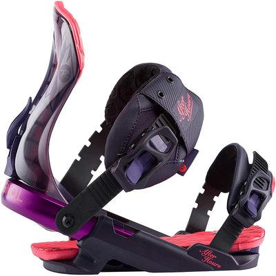Rossignol Women's After Hours Snowboard Bindings 2021
