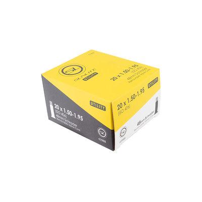 Sunlite Utili-T Standard Schrader Valve Tubes 20x1.50-1.95 SV48 FFW39mm