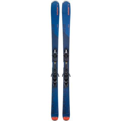 Elan Explore 82 Skis w/ESP 10 GW Track PM Bindings 2021