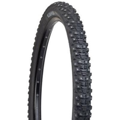 45NRTH Kahva Tire - 29 x 2.25, Clincher, Steel, Black, 33tpi, 252 Carbide Steel Studs