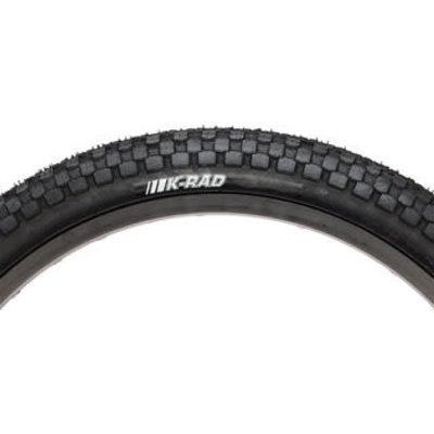 Kenda K-Rad Tire - 26 x 2.3, Clincher, Wire, Black, 60tpi