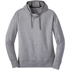 Outdoor Research Chain Reaction Hoodie  - Light Pewter Heather Large