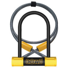 OnGuard Bulldog Mini DT 4 ft Cinch Loop Cable