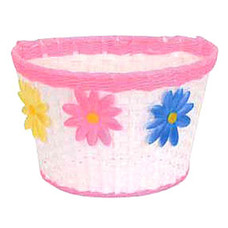"Summit Junior Small Plastic Basket 10""X6""X6"""