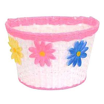 """Summit Junior Small Plastic Basket 10""""X6""""X6"""""""