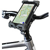 Delta Hefty Holder Plus Smartphone Phone Bike Mount - Clear Gray