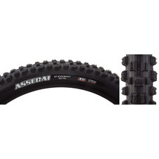 Maxxis Assegai Tire - 27.5 x 2.5, Tubeless, Folding, Black, Dual, EXO, Wide Trail