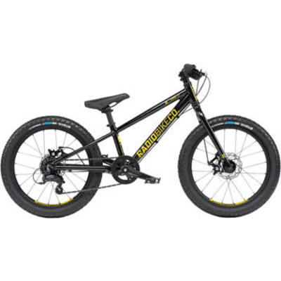 "Radio Zuma Bike - Aluminum Black 20"""