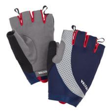 Hestra Apex Reflective Short Finger Cycling Gloves