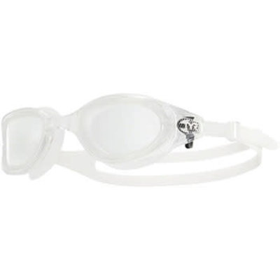TYR Special Ops 3.0 Transition Goggle: Clear Frame/Clear Gasket/Clear Lens