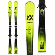 Volkl Deacon 79 Skis w/ iPT WR XL 12 TCX GW Bindings 2022