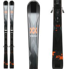 Volkl Deacon XT Skis w/ vMotion 10 GW Bindings 2022