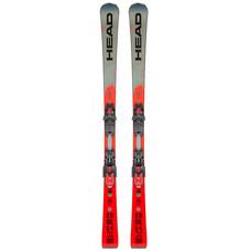 Head Supershape I.Rally Skis w/PRD 12 GW B85 Bk/Fla Bindings 2020