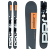 Elan Kids' Prodigy Team QS Skis w/EL 7.5 GW Shift WB Bindings 2022