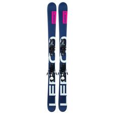 Elan Kids Leeloo Team QS Skis w/EL 4.5 GW Shift Bindings 2022