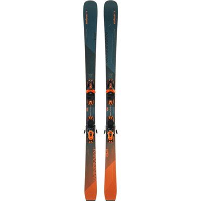 Elan Wingman 82 TI Power Shift Skis w/El 10 GW Shift 2022