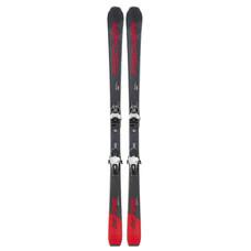 Fischer RC Fire Skis w/RS 9 GW SLR Bindings 2022
