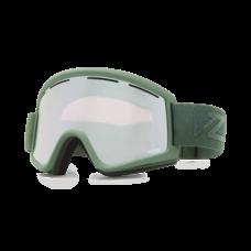 Von Zipper Cleaver Snow Goggles Sin Forrest Satin/Wildlife Rose Silver Chrome