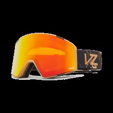 Von Zipper Capsule Snow Goggles Mossy Oak Satin/Wildlife Black Fire Chrome