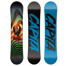 Capita Boys' Scott Stevens Mini Snowboard 2022