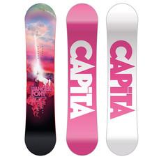 Capita Girls' Jess Kimura Mini Snowboard 2022