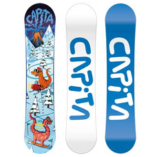 Capita Kids' Micro Mini Snowboard 2022